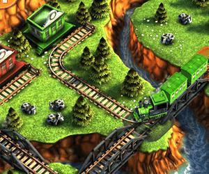 3D Tren İstasyonu