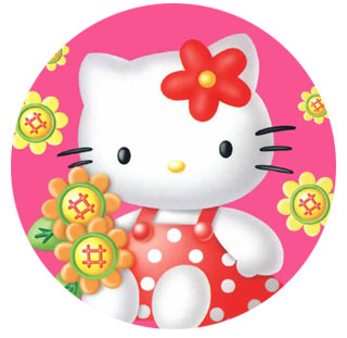 Hello Kitty Giydirme
