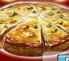 Kalın Hamurlu Pizza