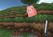 Minecraft 3D (2)