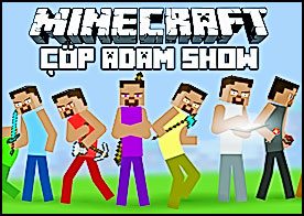 Minecraft Çöp Adam
