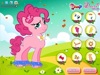 My Little Pony Giydirme