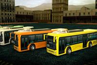 Otobüs Park Etme