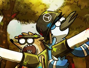 Regular Show Boya Savaşları