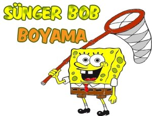 Sunger Bob Boyama Oyunu Oyna