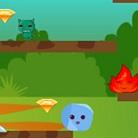 Ateş ve Su Topu Macerası 4