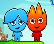 Kırmızı Erkek ve Mavi Kız