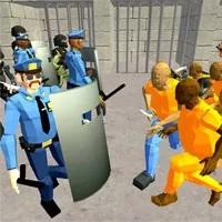 Savaş Simülatörü: Hapishane ve Polis